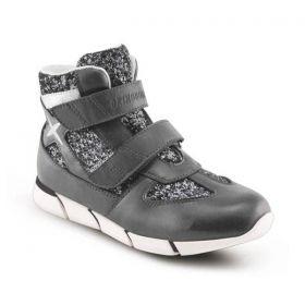 Обувь ортопедическая ботинки ORTHOBOOM 87054-02 стальной серый - купить недорого / Самара, Тольятти, Ульяновск, Сызрань