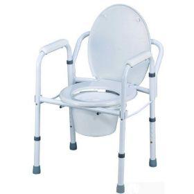 Кресло-стул с санитарным оснащением NOVA - купить недорого / Самара, Тольятти, Ульяновск, Сызрань